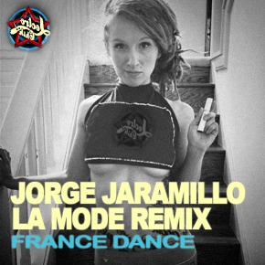album art FRANCE La Mode Mix