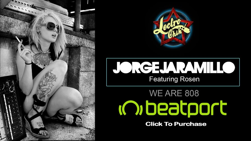 We Are 808 WordPress Beatport